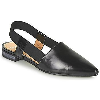 Παπούτσια Γυναίκα Σανδάλια / Πέδιλα Perlato 11003-JAMAICA-VERNIS-NOIR Black