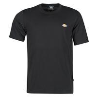 Υφασμάτινα Άνδρας T-shirt με κοντά μανίκια Dickies MAPLETON Black