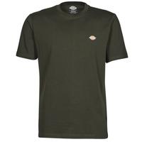 Υφασμάτινα Άνδρας T-shirt με κοντά μανίκια Dickies MAPLETON Kaki