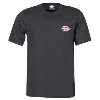 Υφασμάτινα Άνδρας T-shirt με κοντά μανίκια Dickies RUSTON Black
