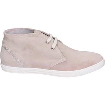 Παπούτσια Κορίτσι Μοκασσίνια NeroGiardini Μπότες αστραγάλου BK596 Μπεζ