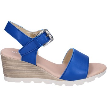 Παπούτσια Γυναίκα Σανδάλια / Πέδιλα Rizzoli Sandali Pelle Blu