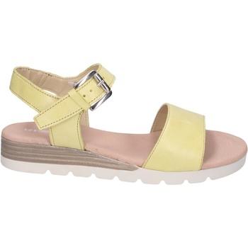 Παπούτσια Γυναίκα Σανδάλια / Πέδιλα Rizzoli Sandali Pelle Giallo