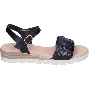 Παπούτσια Γυναίκα Σανδάλια / Πέδιλα Rizzoli Sandali Pelle Nero