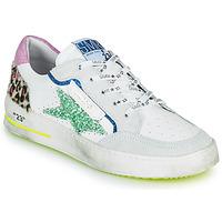 Παπούτσια Γυναίκα Χαμηλά Sneakers Semerdjian ARTO Άσπρο / Grey / Μπλέ