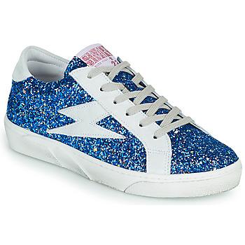 Xαμηλά Sneakers Semerdjian OSLO ΣΤΕΛΕΧΟΣ: Δέρμα / ύφασμα & ΕΠΕΝΔΥΣΗ: Δέρμα & ΕΣ. ΣΟΛΑ: Δέρμα & ΕΞ. ΣΟΛΑ: Καουτσούκ
