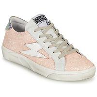 Παπούτσια Γυναίκα Χαμηλά Sneakers Semerdjian CATMI Ροζ