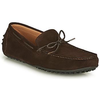 Παπούτσια Άνδρας Μοκασσίνια Brett & Sons CHATAINE Brown