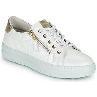 Παπούτσια Γυναίκα Χαμηλά Sneakers Dorking VIP Άσπρο / Silver