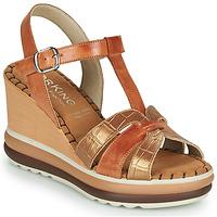Παπούτσια Γυναίκα Σανδάλια / Πέδιλα Dorking TOTEM Brown