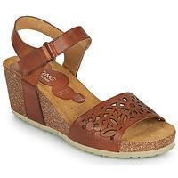 Παπούτσια Γυναίκα Σανδάλια / Πέδιλα Dorking PALMA Brown