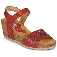 Παπούτσια Γυναίκα Σανδάλια / Πέδιλα Dorking PALMA Red