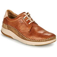 Παπούτσια Άνδρας Χαμηλά Sneakers Fluchos 0795-TORNADO-CUERO Brown