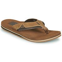 Παπούτσια Άνδρας Σαγιονάρες Reef CUSHION DAWN Brown