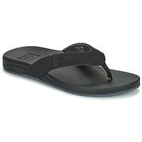 Παπούτσια Άνδρας Σαγιονάρες Reef CUSHION SPRING Black