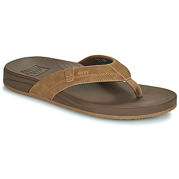 Παπούτσια Άνδρας Σαγιονάρες Reef CUSHION SPRING Brown