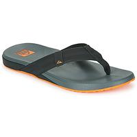 Παπούτσια Άνδρας Σαγιονάρες Reef CUSHION PHANTOM Black / Orange