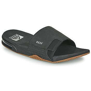 Παπούτσια Άνδρας σαγιονάρες Reef FANNING SLIDE Black