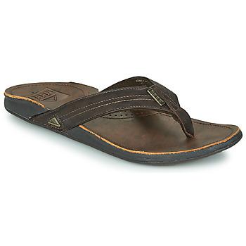Παπούτσια Άνδρας Σαγιονάρες Reef REEF J-BAY III Brown