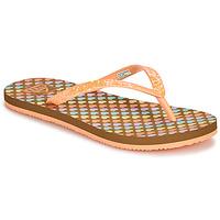 Παπούτσια Κορίτσι Σαγιονάρες Reef KIDS STARGAZER PRINTS Ροζ