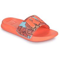 Παπούτσια Κορίτσι σαγιονάρες Reef KIDS ONE SLIDE Orange