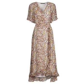 Υφασμάτινα Γυναίκα Κοντά Φορέματα Freeman T.Porter ROLINE GARDEN Multicolour