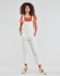 Υφασμάτινα Γυναίκα Ολόσωμες φόρμες / σαλοπέτες Freeman T.Porter TARA MUZEY Snow / Ασπρό