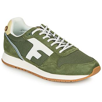 Παπούτσια Χαμηλά Sneakers Faguo ELM Kaki / Άσπρο / Yellow