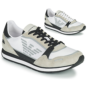 Xαμηλά Sneakers Emporio Armani EMPAGNO ΣΤΕΛΕΧΟΣ: Συνθετικό & ΕΠΕΝΔΥΣΗ: Συνθετικό & ΕΣ. ΣΟΛΑ: Δέρμα & ΕΞ. ΣΟΛΑ: Καουτσούκ