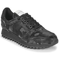 Παπούτσια Άνδρας Χαμηλά Sneakers Emporio Armani AUTRIA Black