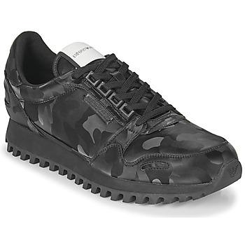 Xαμηλά Sneakers Emporio Armani AUTRIA ΣΤΕΛΕΧΟΣ: Συνθετικό & ΕΠΕΝΔΥΣΗ: Συνθετικό & ΕΣ. ΣΟΛΑ: Ύφασμα & ΕΞ. ΣΟΛΑ: Συνθετικό