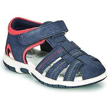 Παπούτσια Αγόρι Σανδάλια / Πέδιλα Chicco FAUSTO Marine
