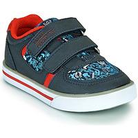 Παπούτσια Αγόρι Χαμηλά Sneakers Chicco FREDERIC Μπλέ / Red