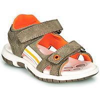 Παπούτσια Αγόρι Σανδάλια / Πέδιλα Chicco FLAUTO Kaki