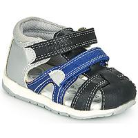 Παπούτσια Αγόρι Σανδάλια / Πέδιλα Chicco GABRIEL Μπλέ / Grey