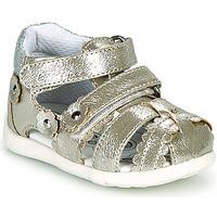 Παπούτσια Κορίτσι Σανδάλια / Πέδιλα Chicco GORY Gold