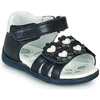 Παπούτσια Κορίτσι Σανδάλια / Πέδιλα Chicco GIOSTRA Marine