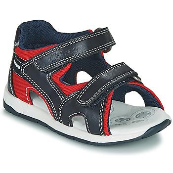 Παπούτσια Αγόρι Σανδάλια / Πέδιλα Chicco GEREMIA Mπλε