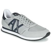 Παπούτσια Άνδρας Χαμηλά Sneakers Armani Exchange ESPACIA Grey