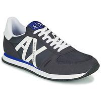 Παπούτσια Άνδρας Χαμηλά Sneakers Armani Exchange ESPACIA Μπλέ / Marine