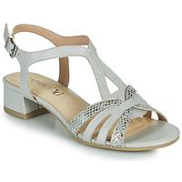 Παπούτσια Γυναίκα Σανδάλια / Πέδιλα Caprice 28201-233 Beige