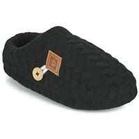 Παπούτσια Γυναίκα Παντόφλες Dockers by Gerli 39HO302-100 Black