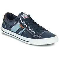Παπούτσια Άνδρας Χαμηλά Sneakers Dockers by Gerli 42JZ004-670 Μπλέ
