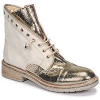 Παπούτσια Γυναίκα Μπότες Fru.it 6846-480-PLATINO Gold