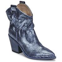 Παπούτσια Γυναίκα Μποτίνια Fru.it 6901-376-BLUE Μπλέ