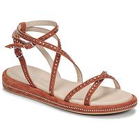 Παπούτσια Γυναίκα Σανδάλια / Πέδιλα Fru.it 6780-100-COLTO Brown