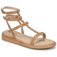 Παπούτσια Γυναίκα Σανδάλια / Πέδιλα Fru.it 6782-100-CASTORO Beige