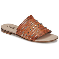 Παπούτσια Γυναίκα Τσόκαρα Fru.it 6765-100-CUOIO Brown