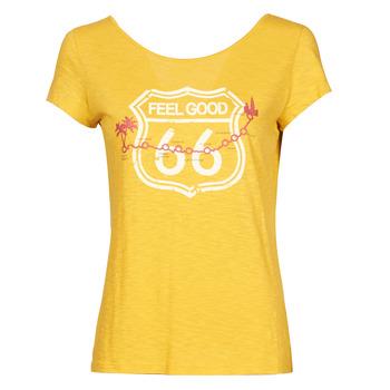 Υφασμάτινα Γυναίκα T-shirt με κοντά μανίκια One Step MILLET Multicolour