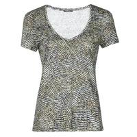 Υφασμάτινα Γυναίκα T-shirt με κοντά μανίκια One Step MILLET Kaki